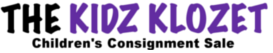 The Kidz Klozet Retina Logo
